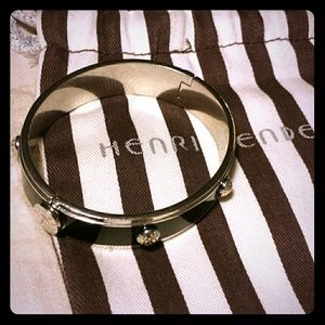 henri bendel Jewelry - SALE! Henri Bendel: Black Bangle