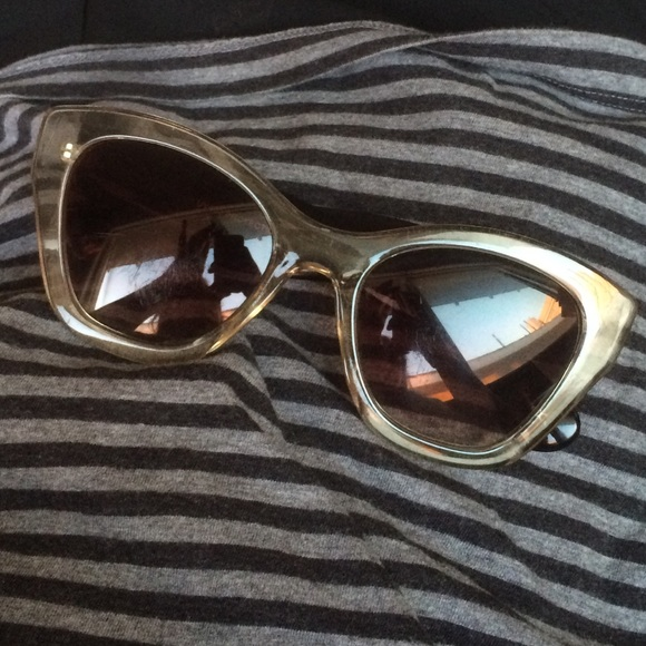 91a5bec675c7 Zara Accessories | Clear Frame Glasses | Poshmark