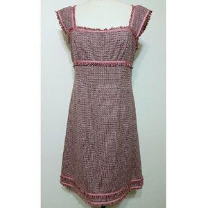 Tocca Dresses & Skirts - ☆HP☆ {Tocca} fringe trim dress