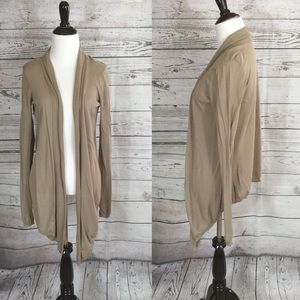 Vince 100% cotton sheer cardigan size Small