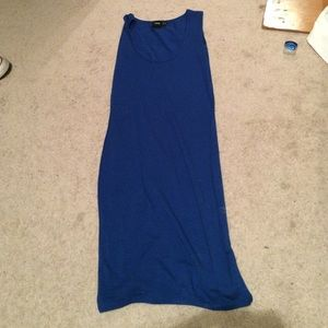 Sexy blue asos dress