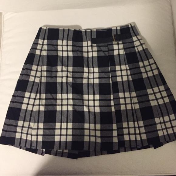 3e94d215d Uniqlo Skirts   Nwt Plaid Skirt   Poshmark
