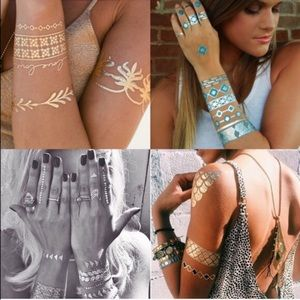 QUINLY body art set - 7 styles