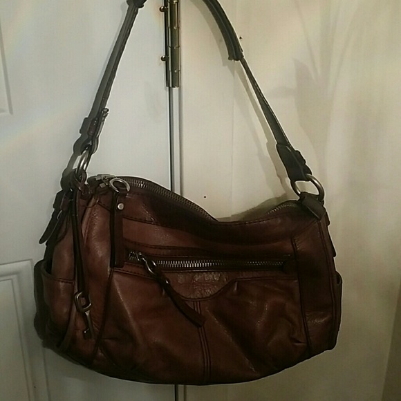4b9701d39324 Images of Fossil Brown Leather Purse