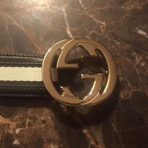 AUTHENTIC GG Gucci Belt