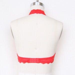 9c224f4b81284a Free People Intimates   Sleepwear - ♢️SALE♢️Free People Bright Orange  Bralette
