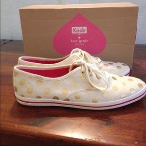 Kate Spade sneakers.