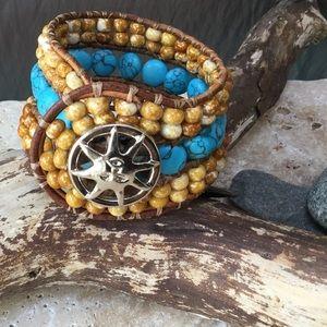 Handmade Jewelry - 🎀HP🎀 Handmade Cuff