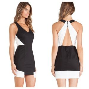 Bardot Dresses & Skirts - 🆕 bardot |pandora colorblock bodycon dress
