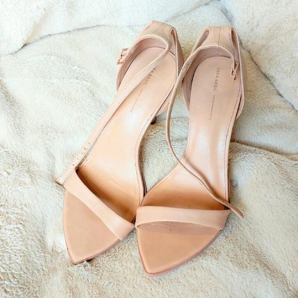 Springsummer 2013 Poshmark Collection Shoesbasic Zara Y6ygvfb7 Nw0nOm8v