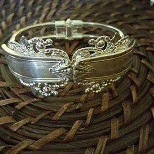Jewelry - Sterling silver spoon bracelet