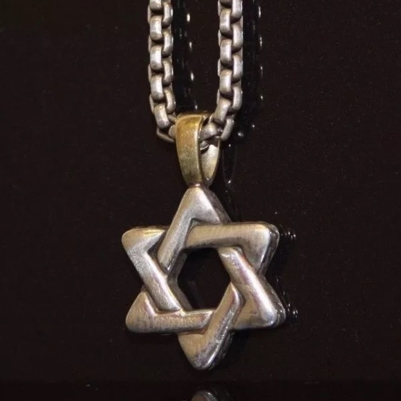 488c157e16ad David Yurman Jewelry - David Yurman Jewish Star of David-Charm Only