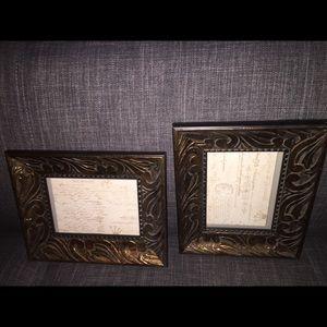 Nice shiny frames