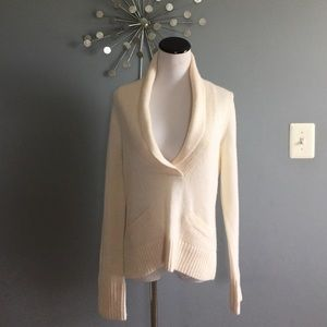 J.crew shawl collar pullover sweater