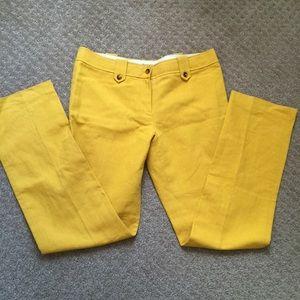 Tory Burch Linen Trousers
