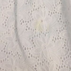 The Webster Miami at Target Dresses - White Eyelet Dress