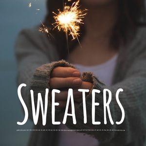 Sweaters ! 🌻
