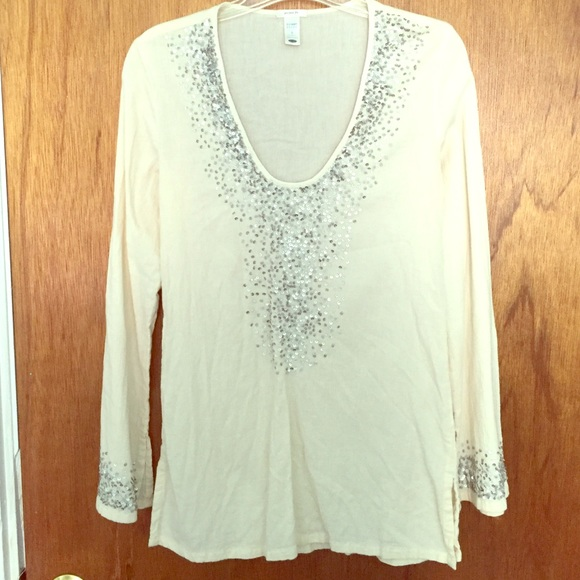 1746410184 Sequined Old Navy beach cover up tunic. M_57a8c4e4f0137d0c4a03f7d7