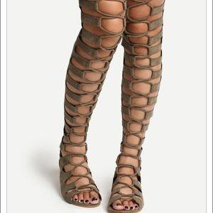 makemechic Shoes - Gladiator Sandals