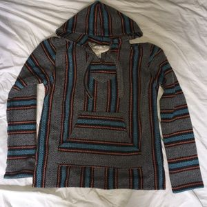 """Sweaters - Traditional Mexican """"drug rug"""""""