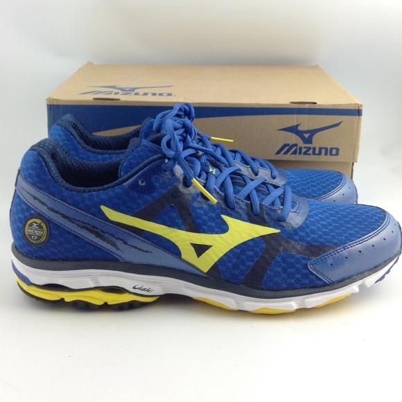 premium selection 2f814 8737e New Men's Mizuno Wave Rider 17 run shoe size:12.5