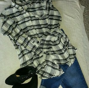 Checkered Shirt by Lucky Brand!