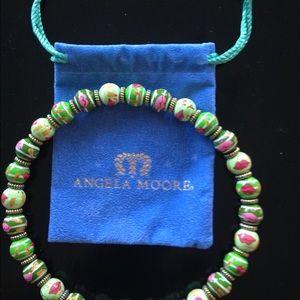 Angela Moore Jewelry - Angela Moore designed necklace
