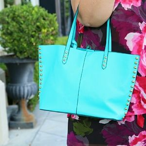 Handbags - Teal bag