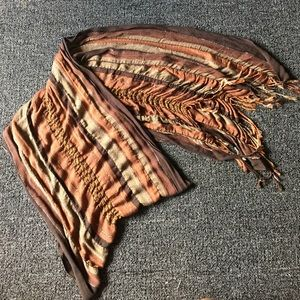 Scarf from photo shoot