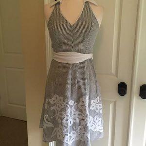 Spense Dresses & Skirts - NWT Spense sear sucker halter style dress 6