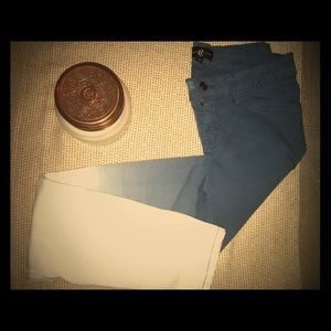 Cello Jeans  Denim - Skinny faded blue jeans
