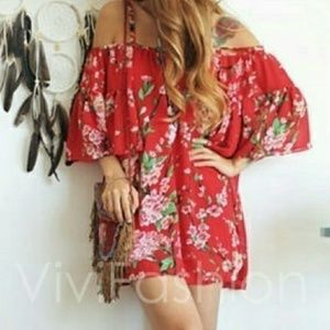 a33de0e53853 club Factory Tops - Summer Women Sexy Batwing Sleeve Floral Chifon Top