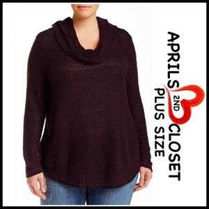Jessica Simpson Tops - ❗️1-HOUR SALE❗️JESSICA SIMPSON TUNIC SWEATER