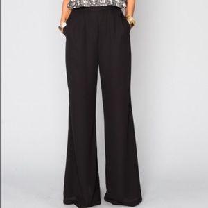 Show Me Your MuMu Pants - Show MeYour Mumu Eli's Trousers in black