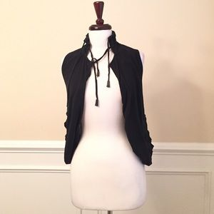 Funky street style vest