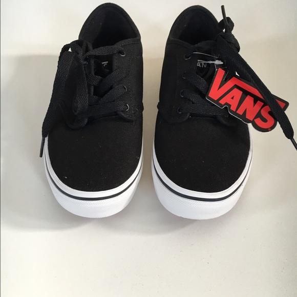 374b3f76f7b9a6 Black Van Atwoods
