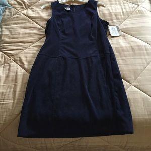 Petite Sophisticate Dresses & Skirts - Blue dress