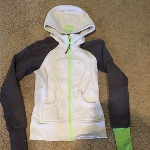Lululemon Athletica Zip Up Hoodie - Size 2