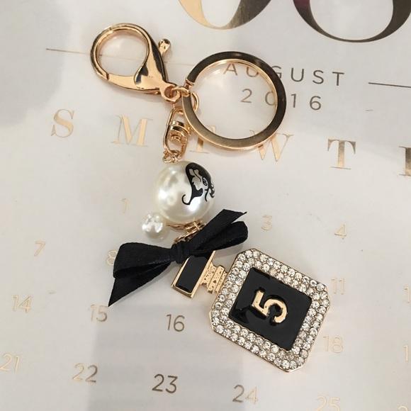 363c00a1fc58 Accessories   Chanel Perfume Style Handbag Charm   Poshmark
