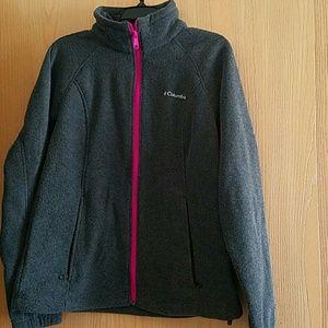Columbia sportswear breast cancer jacket