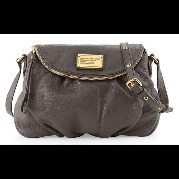 bb00df53fac9 Marc Jacobs Classic Q Natasha Faded Aluminum Bag. M 57a9125d5a49d02f1a011a2e