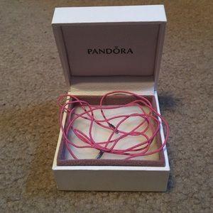 4efeedbf8ec ... switzerland pandora jewelry pandora fabric string bracelet f5c18 91672