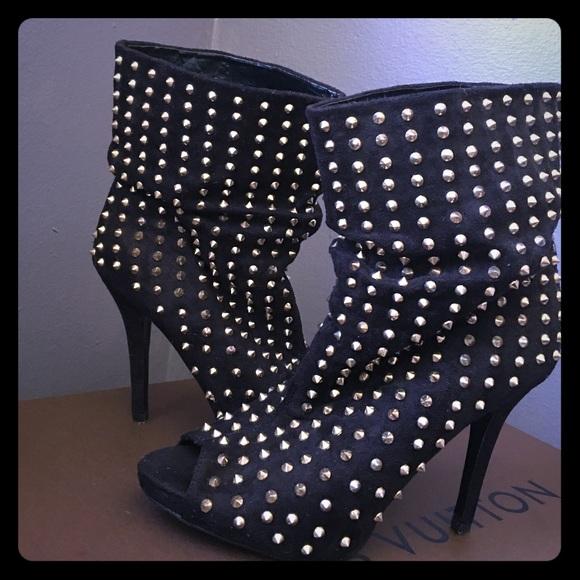 Heels and hotties