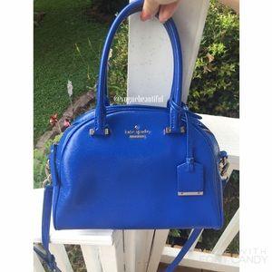 kate spade Handbags - Kate Spade Cedar Street Patent Pearl