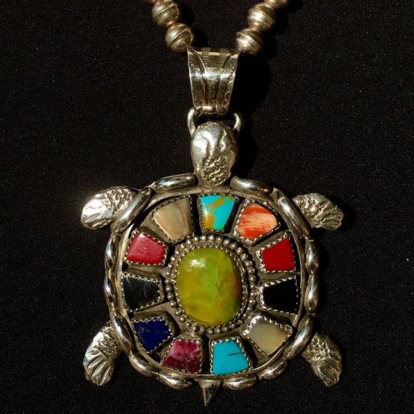 Francisco Gomez Jewelry Fabulous Large Sterling Multigem