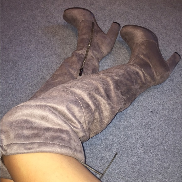 dc92bef20 Catherine Malandrino Shoes - Catherine Malandrino Trumper Over the Knee  Boots