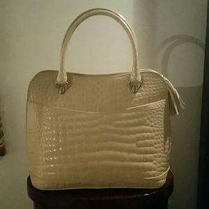 Italian patent purse