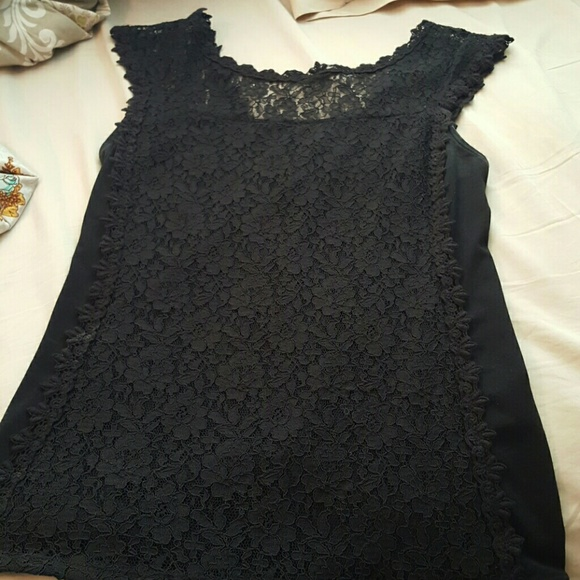 Express Tops - Express lace top