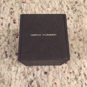 David Yurman Jewelry - Petite Albion Ring with Diamonds
