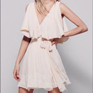 Free people Sylvia mini dress